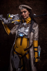 Krystl Art as Ana Amari