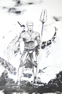 Aquaman from Perez,bryan Angelo B.