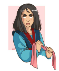Mulan from AndLatitude