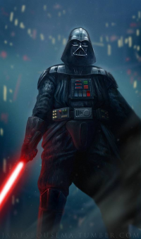 Darth Vader from James Bousema