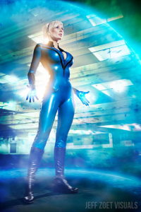Marie-Claude Bourbonnais as Sue Storm