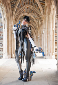 Lisa Lou Who as Bayonetta
