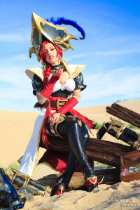 Nadya Sonika as Miss Fortune