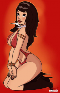 Vampirella from Chris Harper
