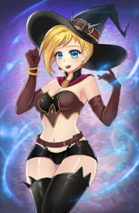 Mercy/Witch from Rayka2