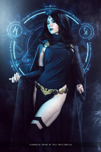 Florencia Jillian Sofen as Raven