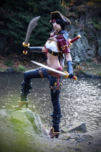 Tanita Osaki as Katarina