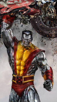 Colossus from John Gallagher