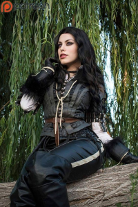 Nadya Sonika as Yennefer