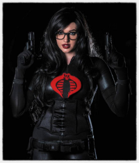 Leah Burroughs as The Baroness