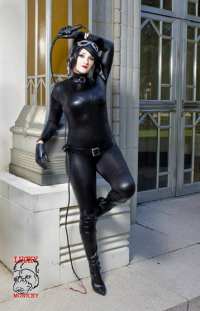Holly Brooke as Catwoman