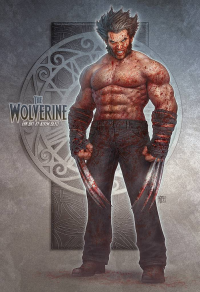 Wolverine from Kerem Beyit