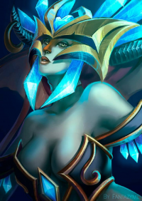 Naga Siren from Fantazyme