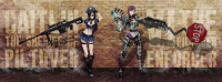 Vi, Caitlyn/Officer from Monori Rogue