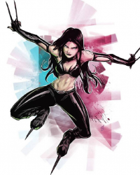 X-23 from Glen Canlas