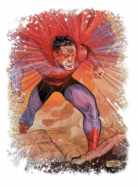 Superman from Diego Olortegui Gonzales