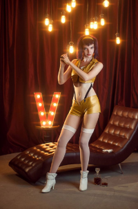 Shade Cramer as Faye Valentine