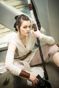 Cosplayer Nanami as Rey