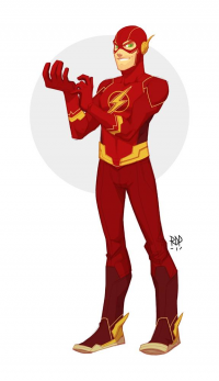 The Flash from Samuraiblack