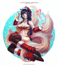 Ahri from Monori Rogue