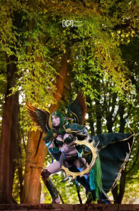Laura Jansen as Maiev Shadowsong
