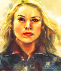 Rose Tyler from Anson Chen