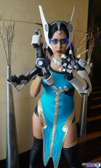 Khainsaw as Symmetra