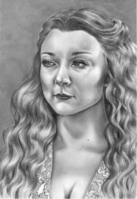 Margaery Tyrell from Mind on Paper