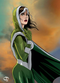 Rogue from Tloessy