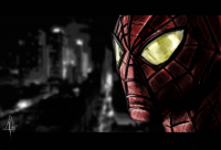 Spider-Man from Alberto Esparza R.