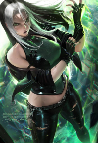 Rogue from Sakimi Chan