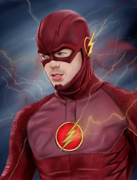 The Flash from San Fernández