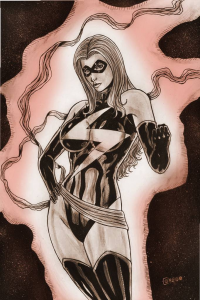 Ms. Marvel from Gregohq