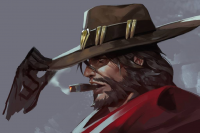 McCree from Kim Tae Kyeong