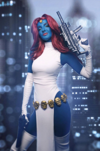 Shade Cramer as Mystique