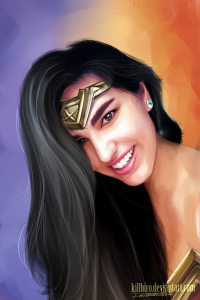 Wonder Woman from Fernando Neves Rocha