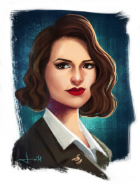 Peggy Carter from kelogsloops
