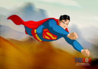 Superman from Des Taylor