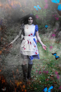 Sajalyn as Alice