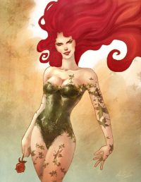 Poison Ivy from Anne Cain