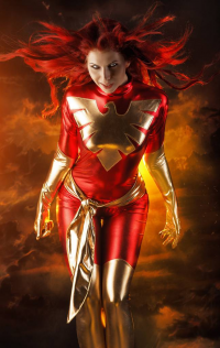Elena Samko as Dark Phoenix