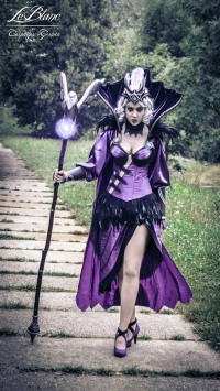 Datgermia as LeBlanc