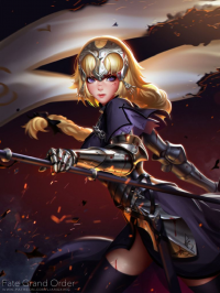 Jeanne d'Arc from Liang-xing