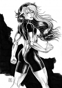 Rogue from Steve Andrew