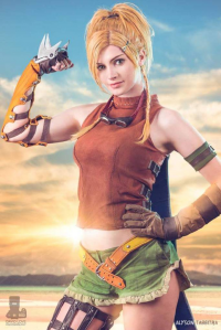 Alyson Tabbitha as Rikku