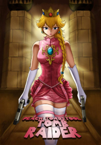 Lara Croft/Princess Peach from Cutevideogames