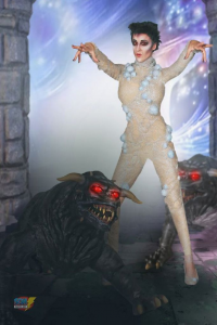 The She Creature as Gozer