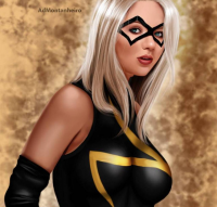 Ms. Marvel from Admontanheiro