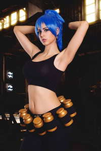 Juby Headshot as Leona