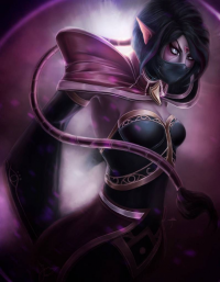 Templar Assassin from Mar Rodríguez